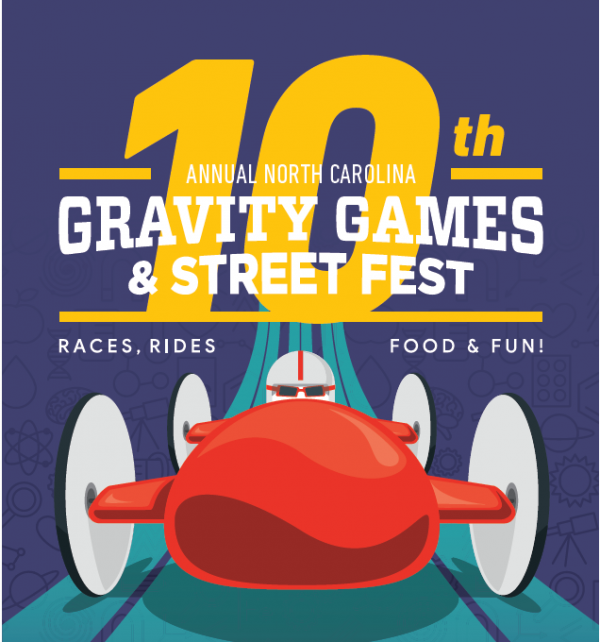 NORTH CAROLINA GRAVITY GAMES